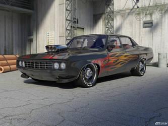 AMC Matador 4 by cipriany