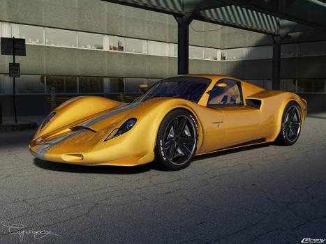 Porsche 906 Concept 5