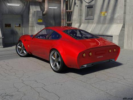 Ferrari Figaro Concept 5