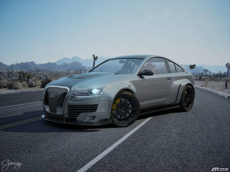 Audi Bavaro concept