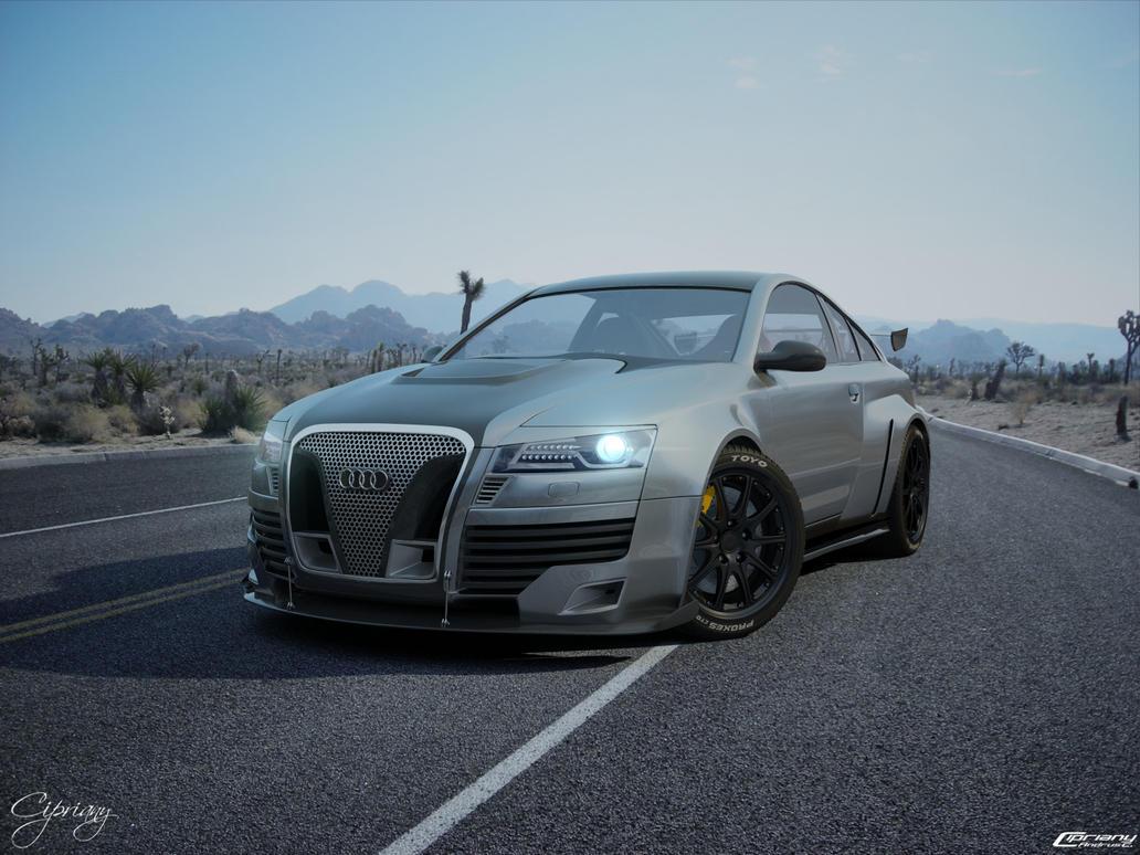 Audi Bavaro concept 2 by cipriany
