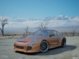 Porsche 911 GT3 Tuned 4 by cipriany