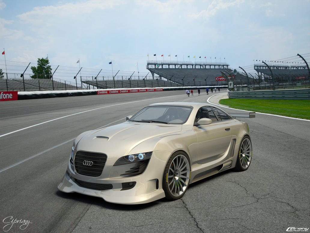 Audi R10 S Sport Version 4 By Cipriany On Deviantart