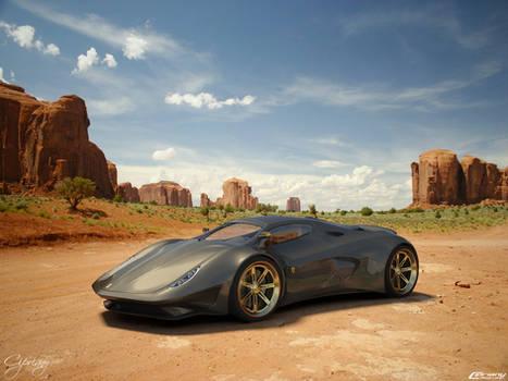 Ferrari Verus 7