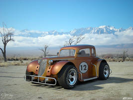 Power Hot Rod 7 by cipriany
