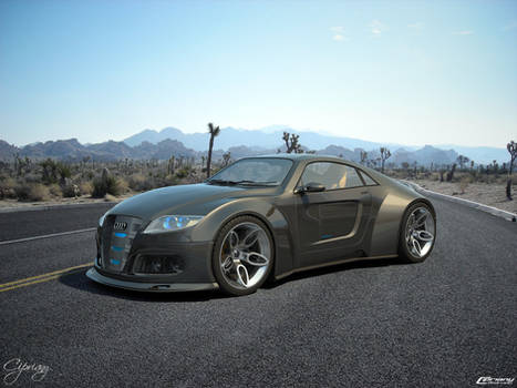 Audi Zeno Concept 7