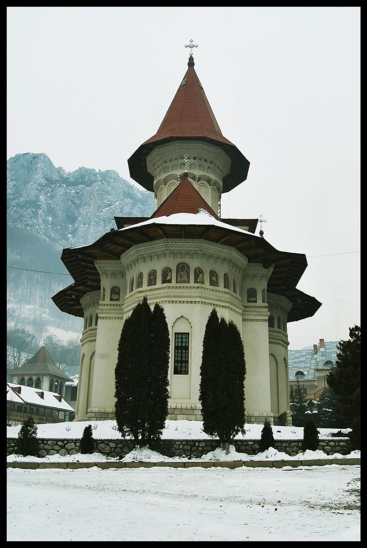Manastirea Ramet by cipriany