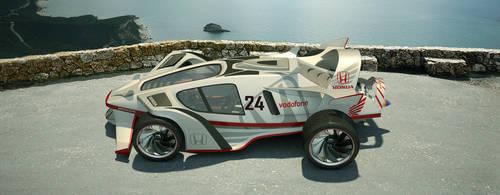Honda Pegasus 6 by cipriany