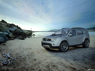 Dacia Duster Tuning by cipriany