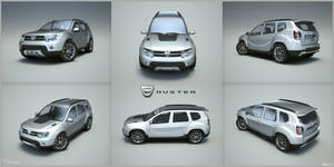 Dacia Duster Tuning 9 by cipriany