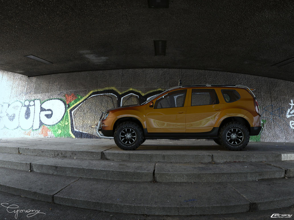 Dacia Duster Tuning 16 by