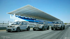 Dacia Duster Tuning 26 by cipriany