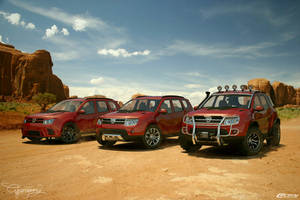 Dacia Duster Tuning 28 by cipriany
