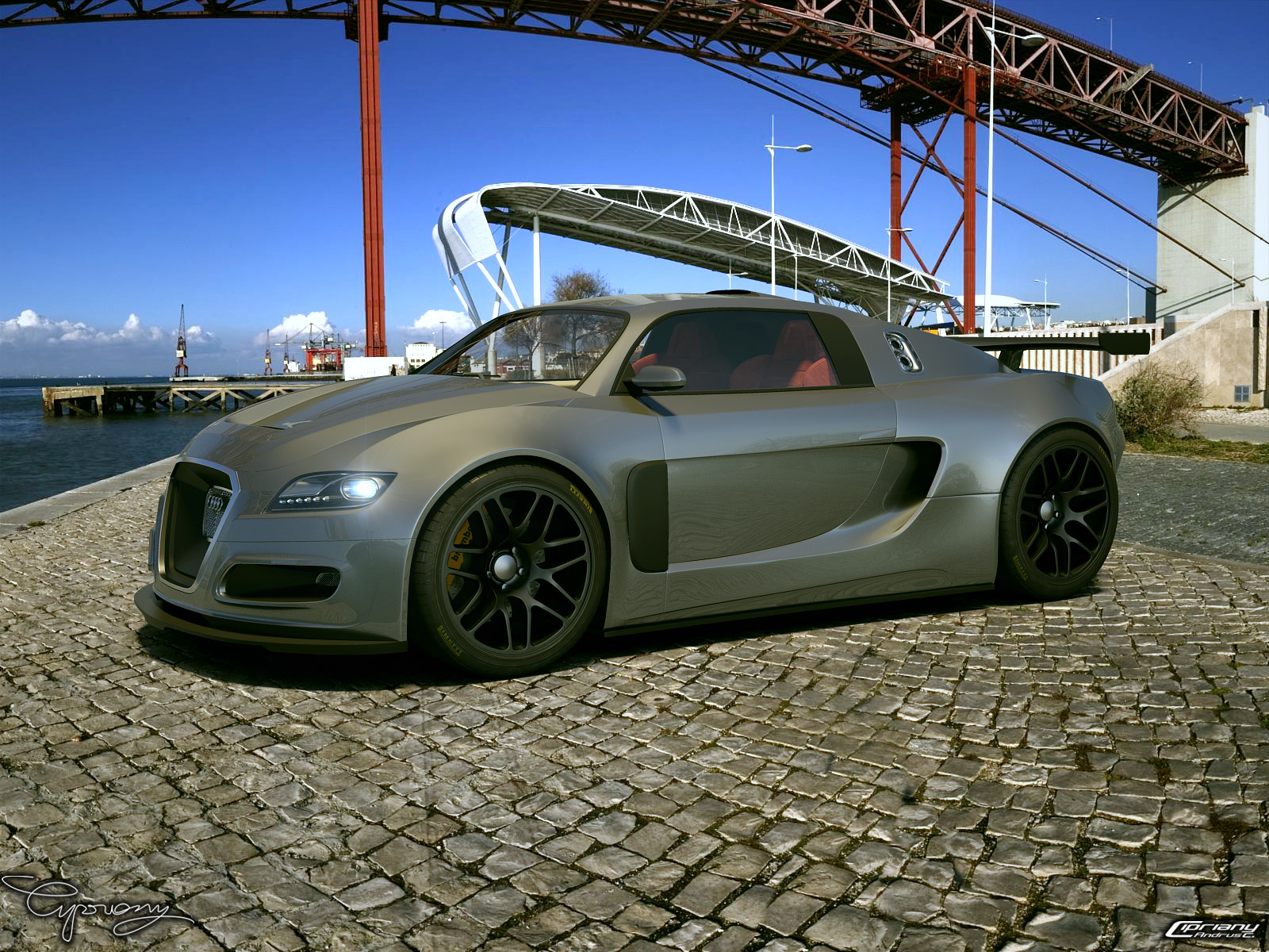 Audi OniX Concept v2-6 by cipriany