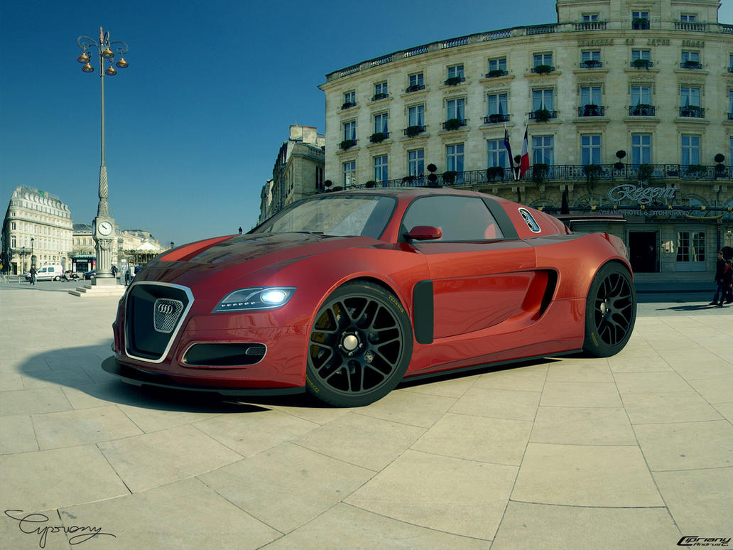Audi OniX Concept v2-7 by cipriany