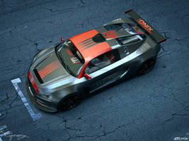 Audi OniX Concept v2-14 by cipriany
