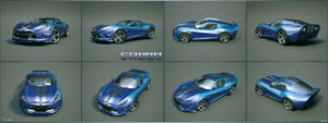 Ford Cobra Snakehead 14 by cipriany