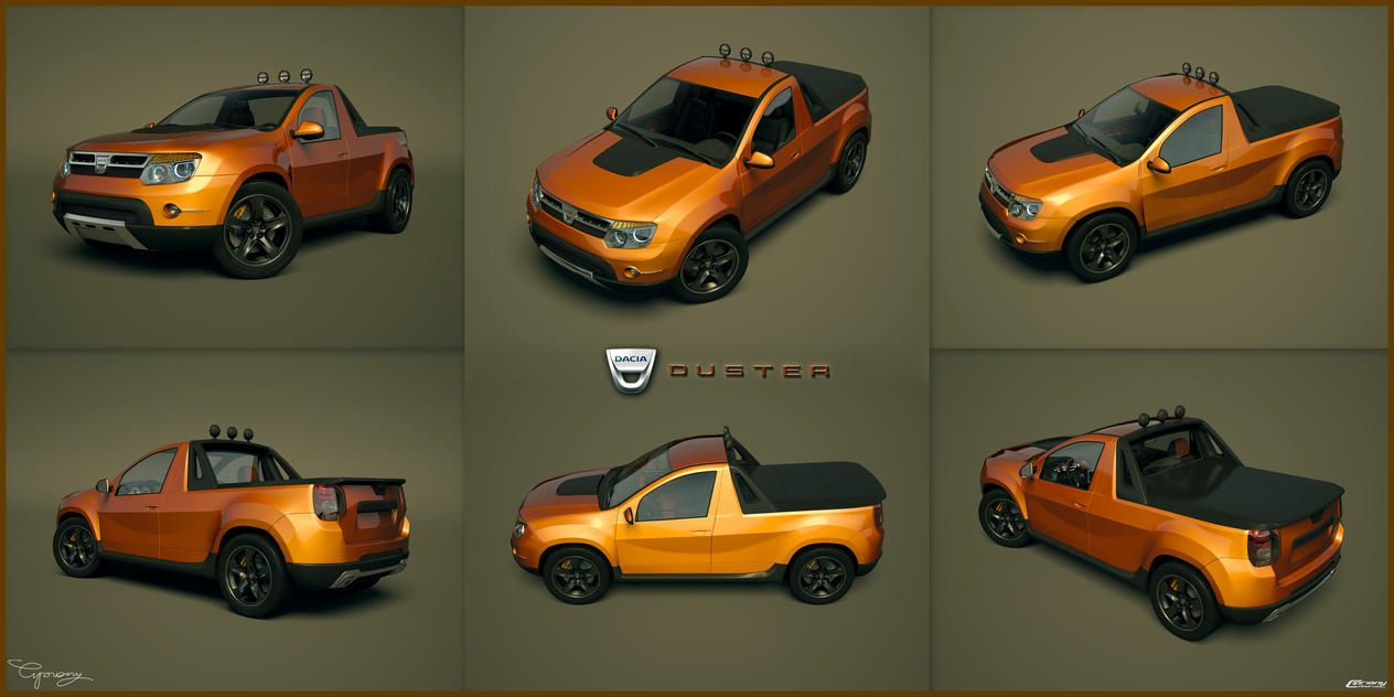 dacia duster tuning 30 by cipriany on deviantart. Black Bedroom Furniture Sets. Home Design Ideas