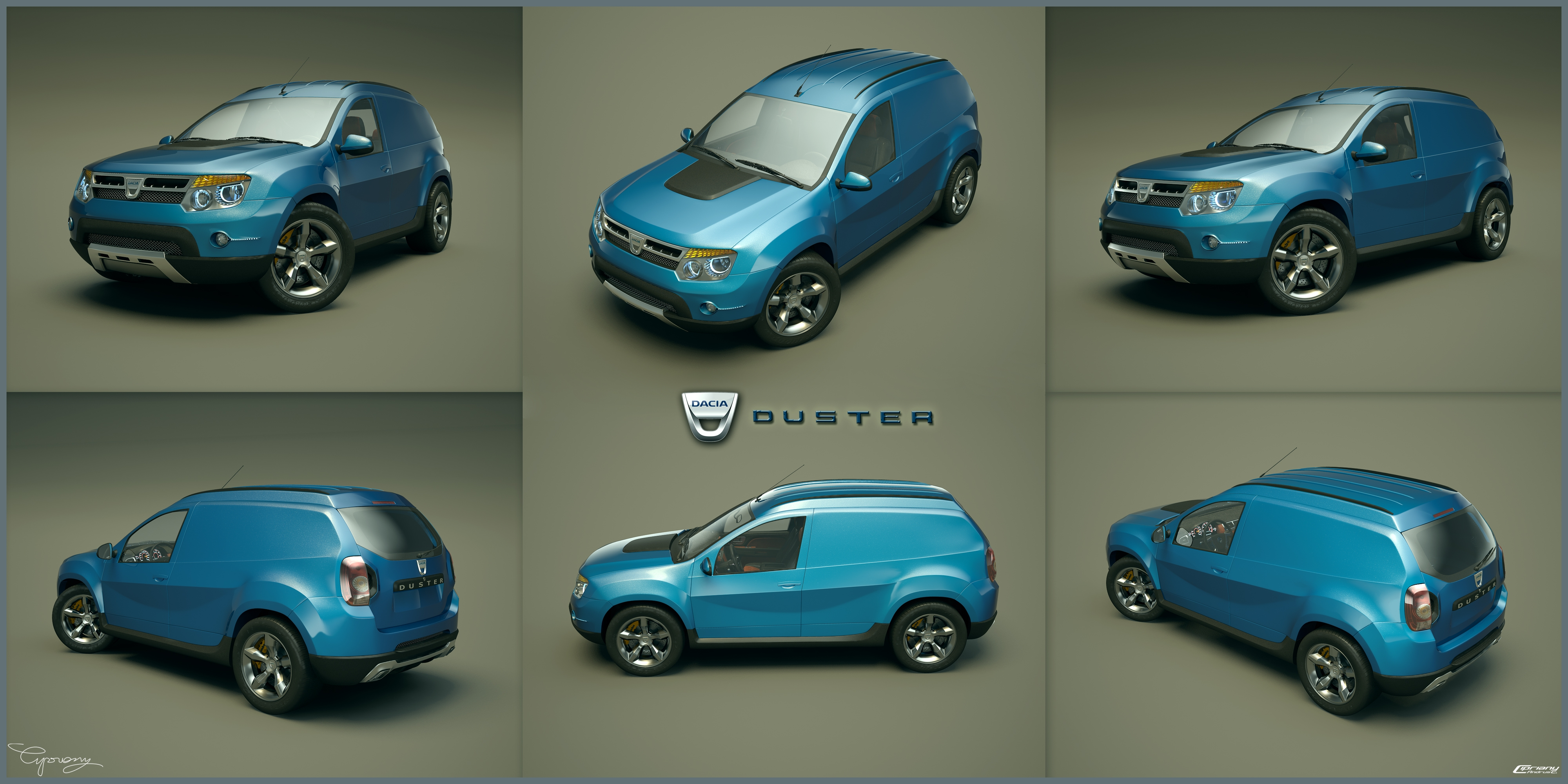 dacia duster tuning 31 by cipriany on deviantart. Black Bedroom Furniture Sets. Home Design Ideas