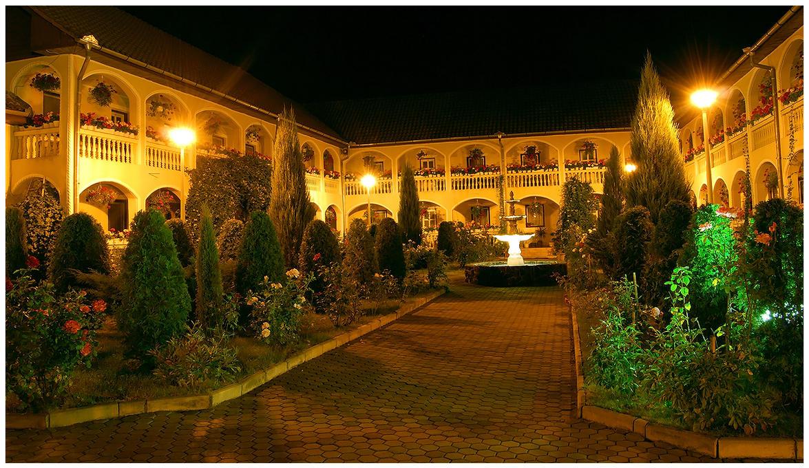 Sf. Dimitrie monastery by cipriany