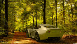 Ford GT-V concept 7 by cipriany