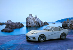 Ford GT-V concept 11 by cipriany