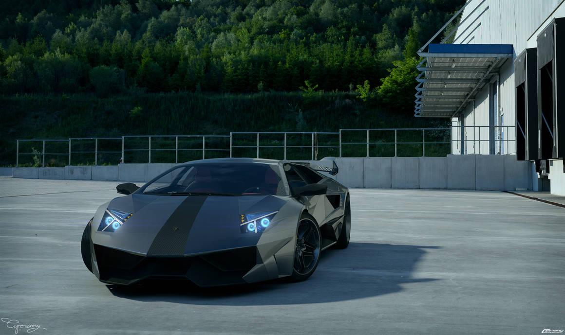 Lamborghini Murcielago Sv Tuning 2 By Cipriany On Deviantart