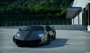 Lamborghini Murcielago SV - tuning 2 by cipriany