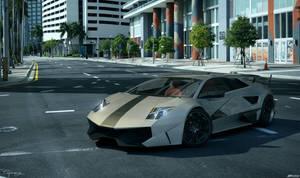 Lamborghini Murcielago SV - tuning 11 by cipriany