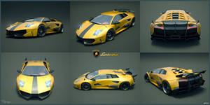 Lamborghini Murcielago SV - tuning 14
