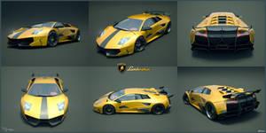 Lamborghini Murcielago SV - tuning 14 by cipriany