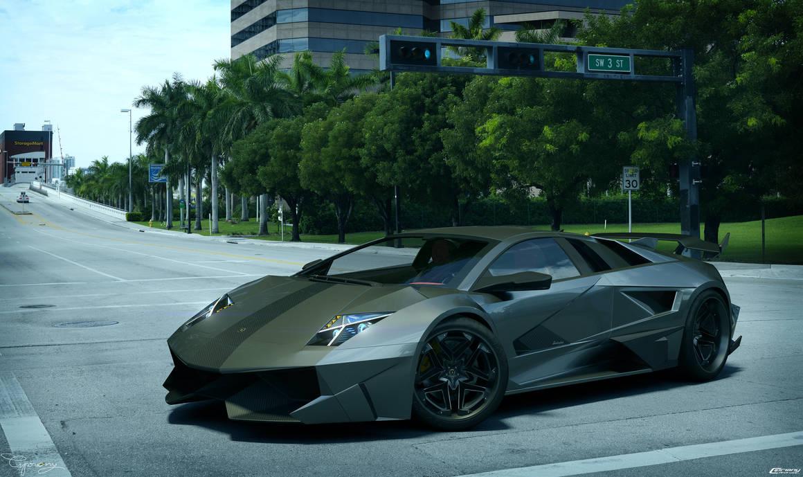 Lamborghini Murcielago Sv Tuning 15 By Cipriany On Deviantart