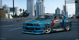 Dacia 1310 tuning 8