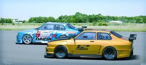 Dacia 1310 tuning 10