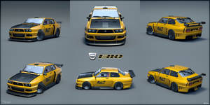 Dacia 1310 tuning 13