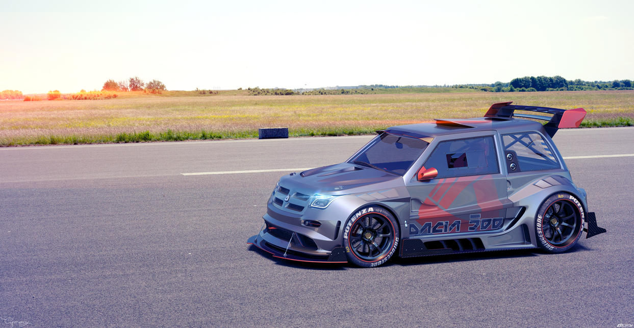 Dacia 500 extreme tuning 14 by cipriany
