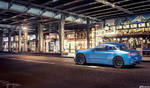 Renault 8 Gordini - concept V2 - 1 by cipriany