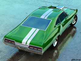 muscle car_2 by cipriany