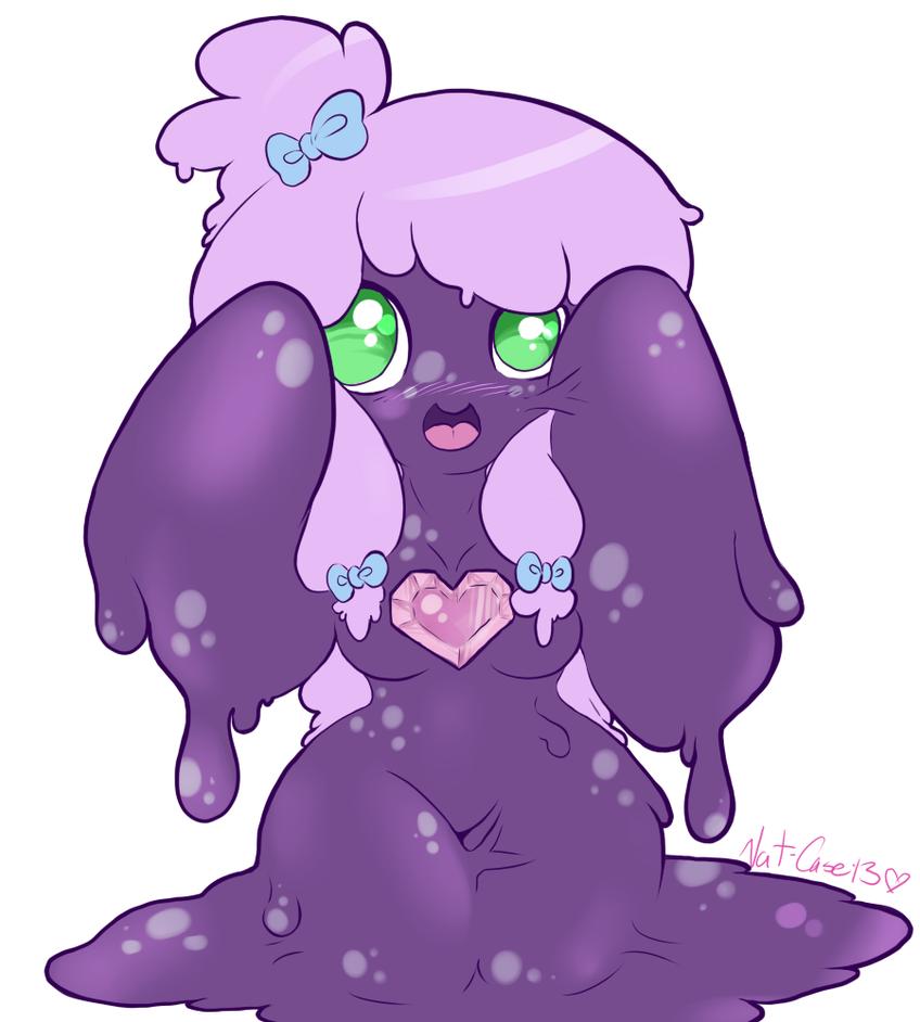 Slime Cutie by LemonLimePanda
