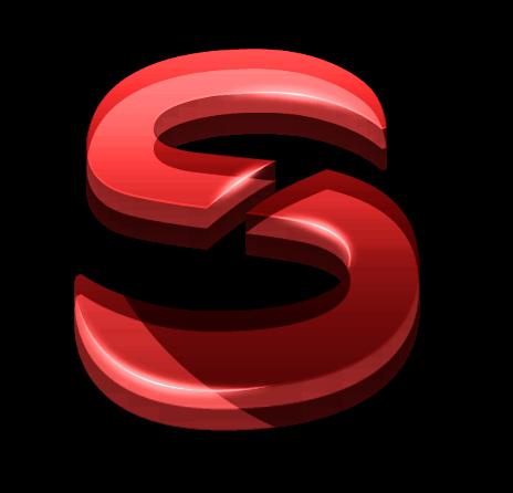 Design 3D logo by Sph013 on DeviantArt: sph013.deviantart.com/art/S-Design-3D-logo-204539932