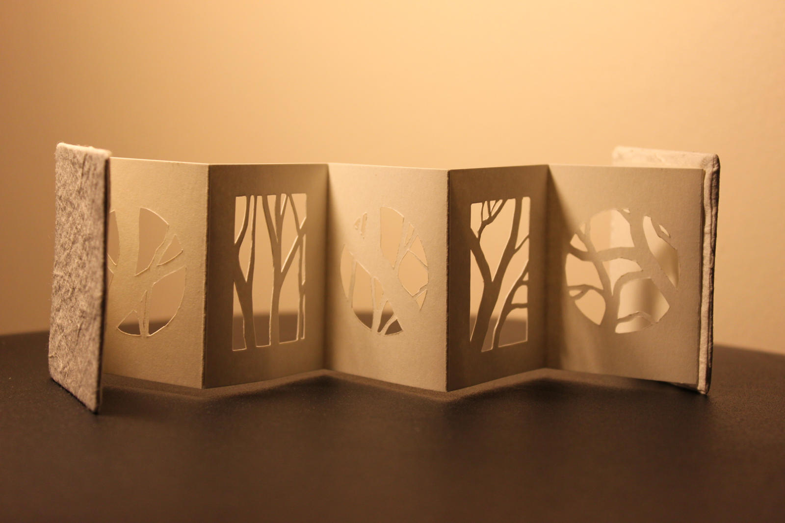 how to make paper cut outs