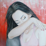 Oil Painting- Without you