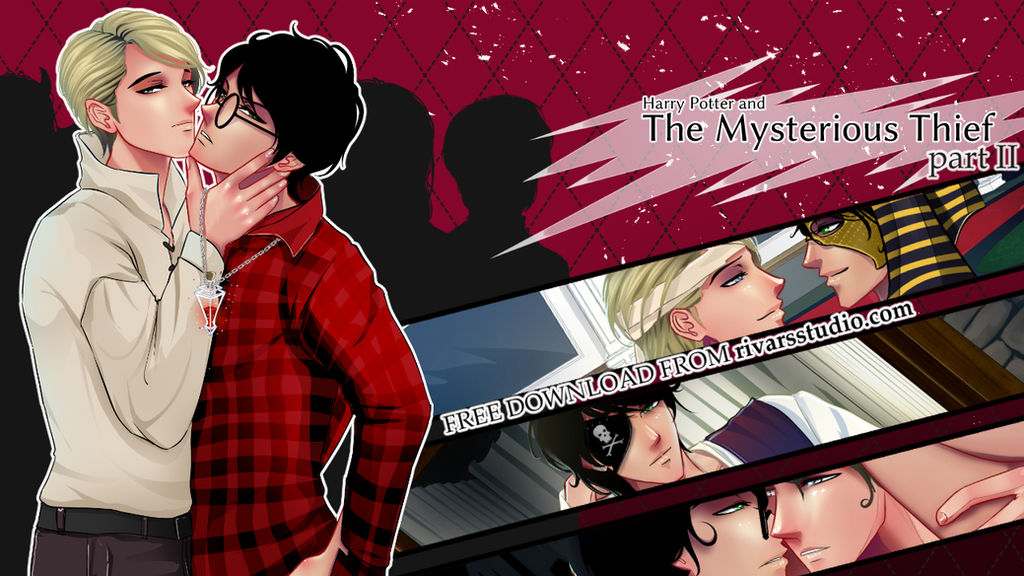 Game: Harry Potter and the Mysterious Thief partII by prince-kristian