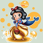 Chibi Princess . Snow White