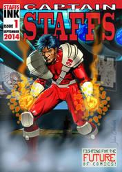 Captain Staffs by johncharlesart