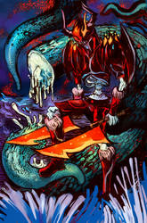 Nikodemous by queenvera