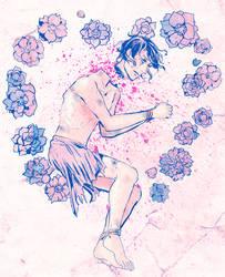 Saint Valentine by queenvera