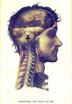 Stuck in his head