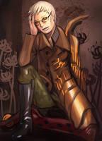 Roland by queenvera