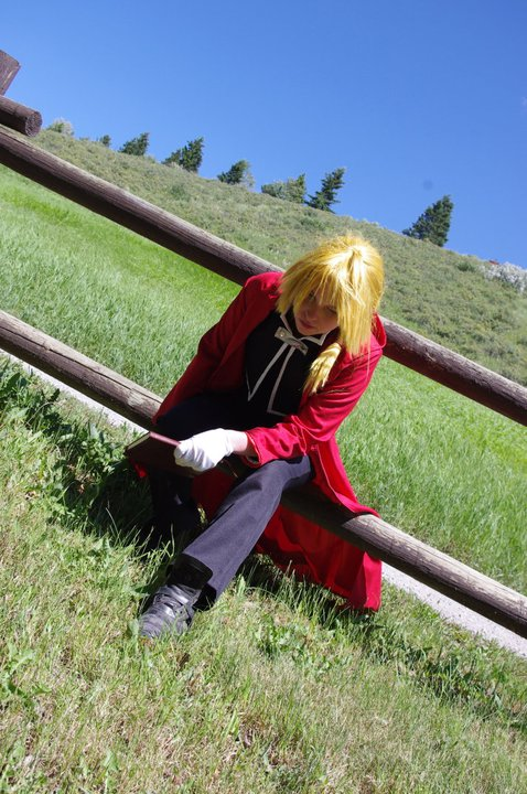All Is One [Edward Elric] by BlueWingXIII